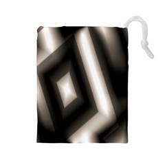 Abstract Hintergrund Wallpapers Drawstring Pouches (Large)