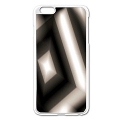 Abstract Hintergrund Wallpapers Apple iPhone 6 Plus/6S Plus Enamel White Case