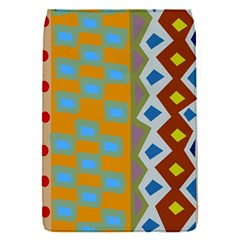 Abstract A Colorful Modern Illustration Flap Covers (S)