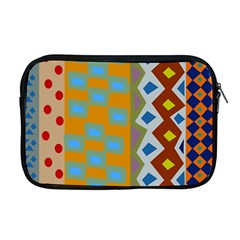 Abstract A Colorful Modern Illustration Apple Macbook Pro 17  Zipper Case
