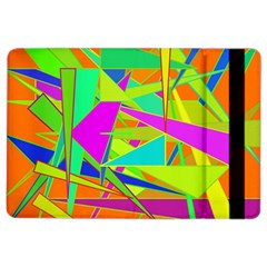 Background With Colorful Triangles iPad Air 2 Flip