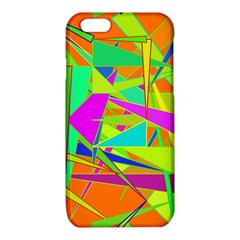 Background With Colorful Triangles iPhone 6/6S TPU Case