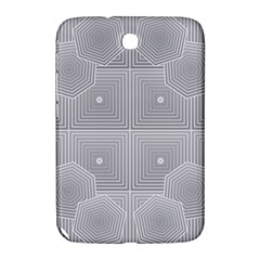 Grid Squares And Rectangles Mirror Images Colors Samsung Galaxy Note 8 0 N5100 Hardshell Case
