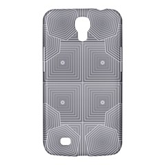 Grid Squares And Rectangles Mirror Images Colors Samsung Galaxy Mega 6.3  I9200 Hardshell Case