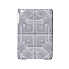 Grid Squares And Rectangles Mirror Images Colors iPad Mini 2 Hardshell Cases