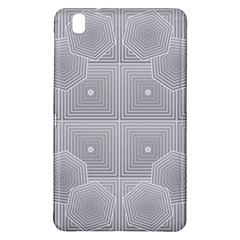Grid Squares And Rectangles Mirror Images Colors Samsung Galaxy Tab Pro 8.4 Hardshell Case