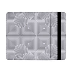 Grid Squares And Rectangles Mirror Images Colors Samsung Galaxy Tab Pro 8.4  Flip Case