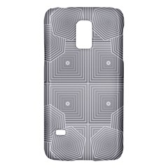 Grid Squares And Rectangles Mirror Images Colors Galaxy S5 Mini