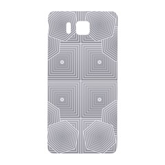 Grid Squares And Rectangles Mirror Images Colors Samsung Galaxy Alpha Hardshell Back Case