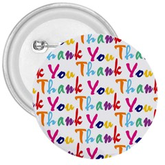 Wallpaper With The Words Thank You In Colorful Letters 3  Buttons