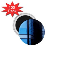 Modern Office Window Architecture Detail 1 75  Magnets (100 Pack)