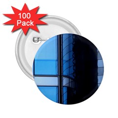 Modern Office Window Architecture Detail 2.25  Buttons (100 pack)