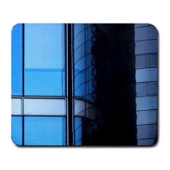 Modern Office Window Architecture Detail Large Mousepads