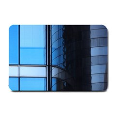 Modern Office Window Architecture Detail Small Doormat