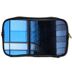 Modern Office Window Architecture Detail Toiletries Bags
