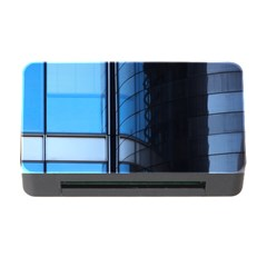 Modern Office Window Architecture Detail Memory Card Reader With Cf