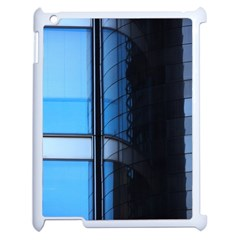 Modern Office Window Architecture Detail Apple Ipad 2 Case (white)