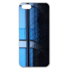 Modern Office Window Architecture Detail Apple Seamless iPhone 5 Case (Clear)