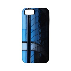 Modern Office Window Architecture Detail Apple iPhone 5 Classic Hardshell Case (PC+Silicone)