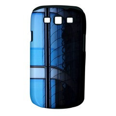 Modern Office Window Architecture Detail Samsung Galaxy S III Classic Hardshell Case (PC+Silicone)