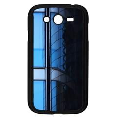 Modern Office Window Architecture Detail Samsung Galaxy Grand DUOS I9082 Case (Black)