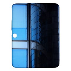 Modern Office Window Architecture Detail Samsung Galaxy Tab 3 (10.1 ) P5200 Hardshell Case