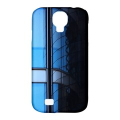 Modern Office Window Architecture Detail Samsung Galaxy S4 Classic Hardshell Case (PC+Silicone)