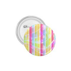 Colorful Abstract Stripes Circles And Waves Wallpaper Background 1.75  Buttons