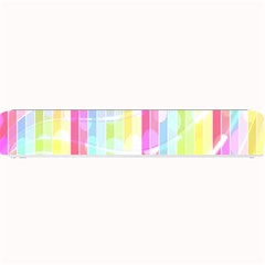 Colorful Abstract Stripes Circles And Waves Wallpaper Background Small Bar Mats