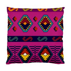 Abstract A Colorful Modern Illustration Standard Cushion Case (one Side)