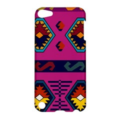 Abstract A Colorful Modern Illustration Apple iPod Touch 5 Hardshell Case