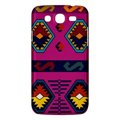 Abstract A Colorful Modern Illustration Samsung Galaxy Mega 5 8 I9152 Hardshell Case