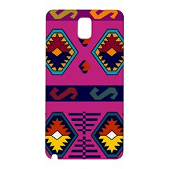 Abstract A Colorful Modern Illustration Samsung Galaxy Note 3 N9005 Hardshell Back Case