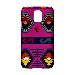 Abstract A Colorful Modern Illustration Samsung Galaxy S5 Hardshell Case