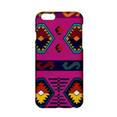 Abstract A Colorful Modern Illustration Apple iPhone 6/6S Hardshell Case
