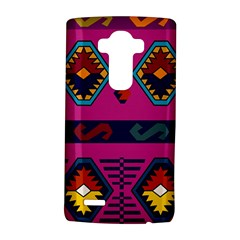 Abstract A Colorful Modern Illustration LG G4 Hardshell Case