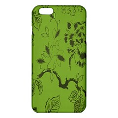 Abstract Green Background Natural Motive iPhone 6 Plus/6S Plus TPU Case