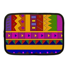 Abstract A Colorful Modern Illustration Netbook Case (Medium)