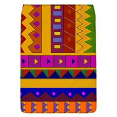 Abstract A Colorful Modern Illustration Flap Covers (L)