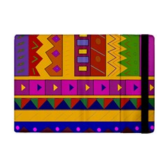 Abstract A Colorful Modern Illustration Ipad Mini 2 Flip Cases