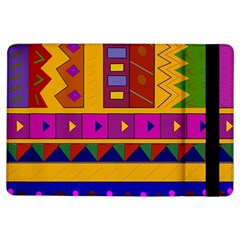 Abstract A Colorful Modern Illustration Ipad Air Flip