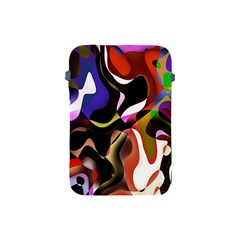 Colourful Abstract Background Design Apple iPad Mini Protective Soft Cases