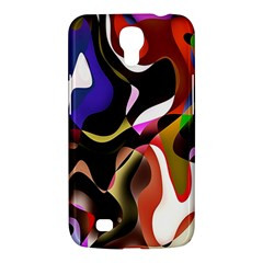 Colourful Abstract Background Design Samsung Galaxy Mega 6 3  I9200 Hardshell Case