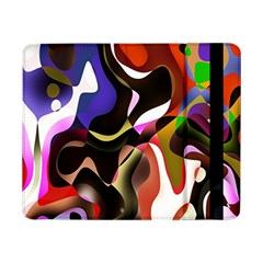 Colourful Abstract Background Design Samsung Galaxy Tab Pro 8.4  Flip Case