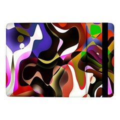 Colourful Abstract Background Design Samsung Galaxy Tab Pro 10.1  Flip Case