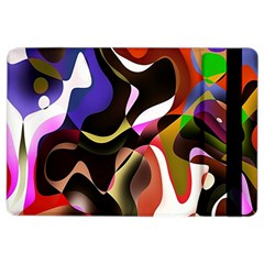 Colourful Abstract Background Design iPad Air 2 Flip