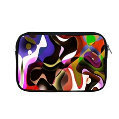 Colourful Abstract Background Design Apple Macbook Pro 13  Zipper Case