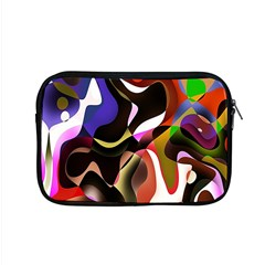 Colourful Abstract Background Design Apple Macbook Pro 15  Zipper Case