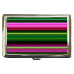 Multi Colored Stripes Background Wallpaper Cigarette Money Cases