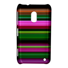 Multi Colored Stripes Background Wallpaper Nokia Lumia 620